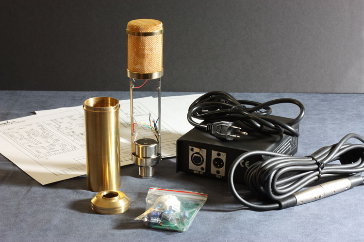 build your own tube microphone